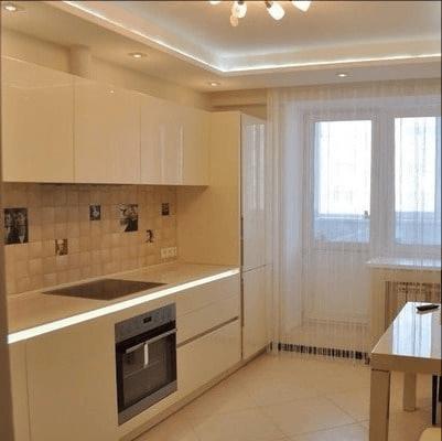kitchen beige