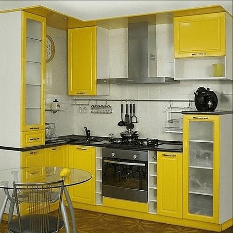 kitchen-yellow